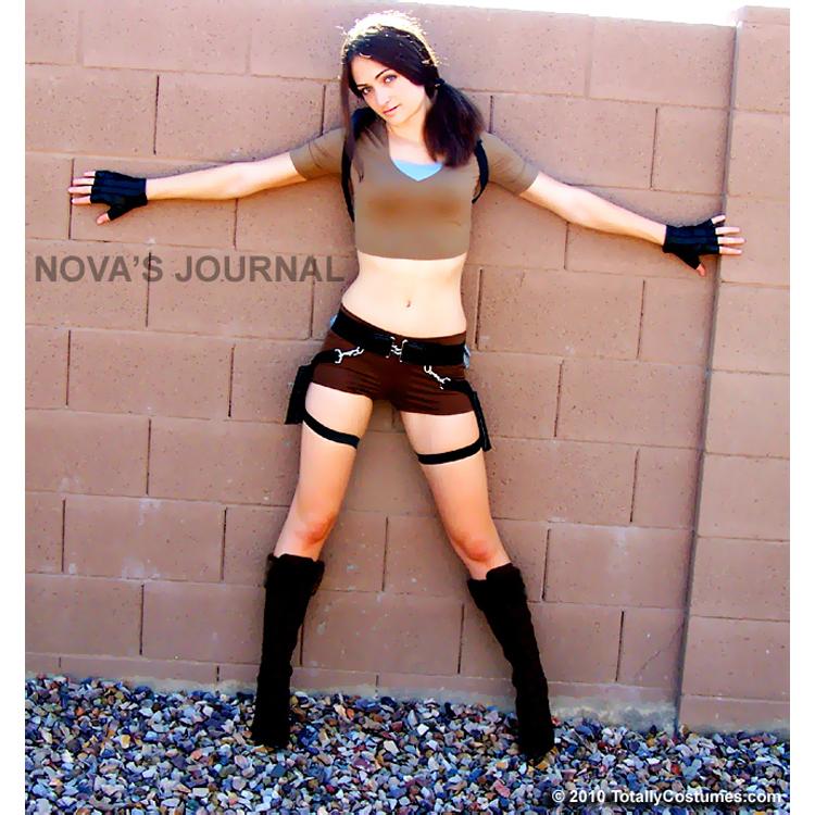 Sexy Lara Croft Costume Nova S Journal Blog From