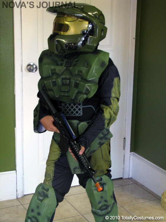 Halo Master Chief Halloween Costume : halo halloween costumes kids  - Germanpascual.Com