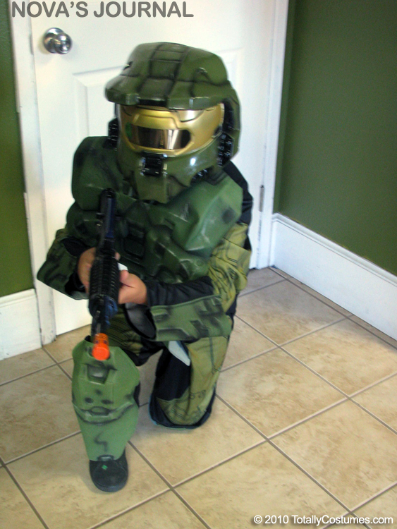 Fabian ... & Pics from Customers: Halo Master Chief Costume | Novau0027s Journal ...