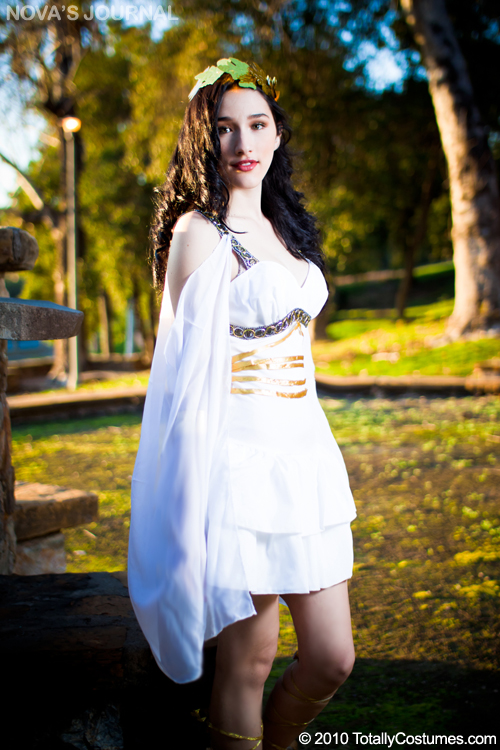 Share your Girl nude greek goddess costume that interfere