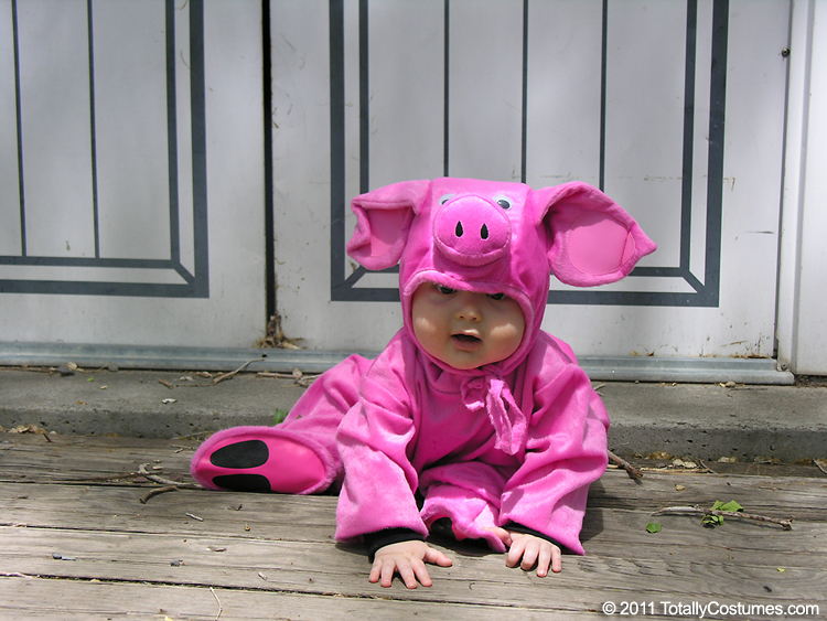 There ... & Spotlight: Little Pig Infant Costume | Novau0027s Journal - Blog from ...