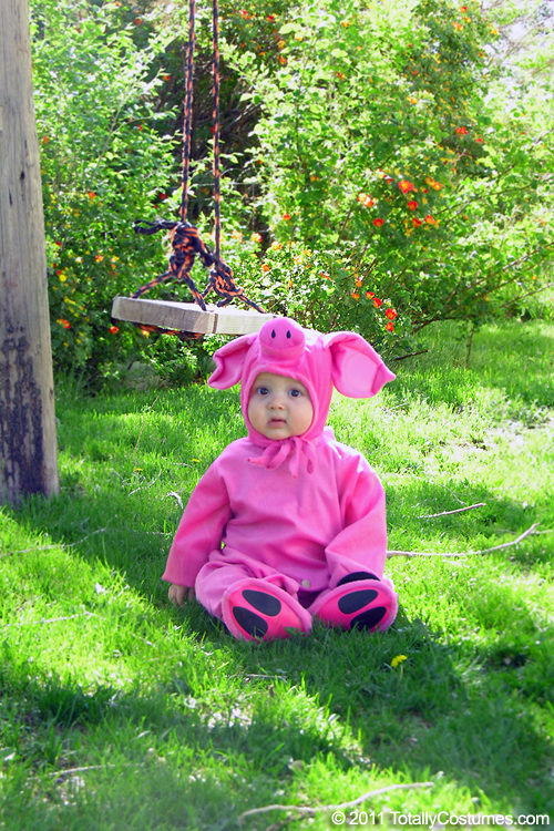 Character Baby Pig Costume  sc 1 st  Novau0027s Journal - Blog from TotallyCostumes.com - WordPress.com & Spotlight: Little Pig Infant Costume | Novau0027s Journal - Blog from ...